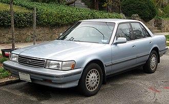 Toyota Cressida - Image: 1991 1992 Toyota Cressida 03 21 2012