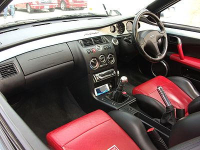 1997 Fiat Coupe 20VT Interior (4545379871).jpg