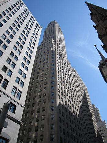 1 Wall Street
