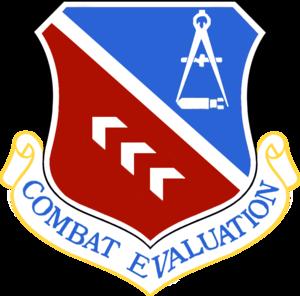 99th Range Group - 1 CEVG Emblem