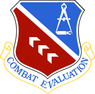 99th Range Group - 1 CEVG Emblem