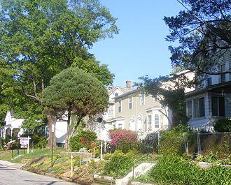Wilson Park, Baltimore - Single-family homes in Wilson Park