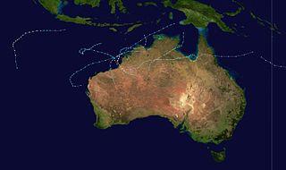 2000–01 Australian region cyclone season cyclone season in the Australian region