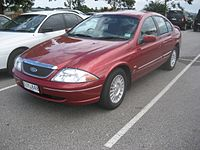 Ford Falcon AU  Wikipedia