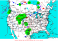 2004-02-29 Surface Weather Map NOAA.png