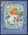 20041204 15sant Latvia Postage Stamp A.jpg