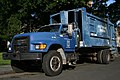 2008-07-24 Duke University sanitation truck.jpg