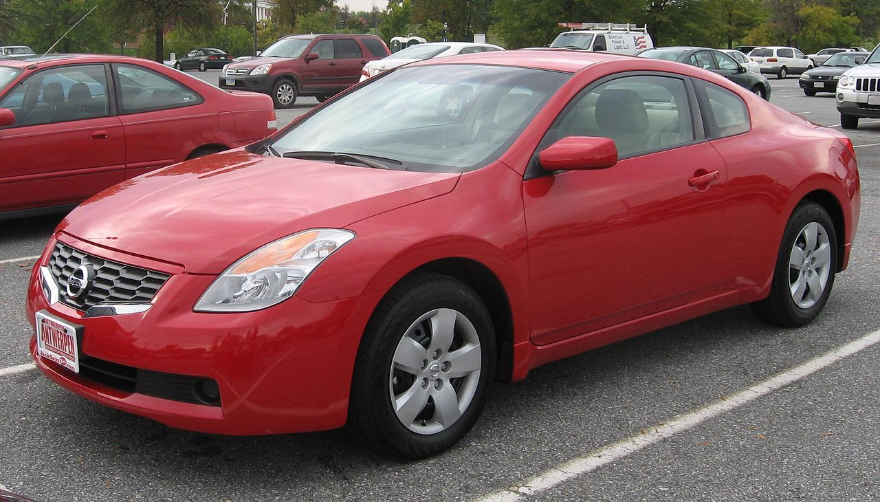 2007 Nissan Altima 2 5s >> File:2008-Nissan-Altima-2.5S-coupe.jpg - Wikimedia Commons