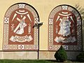 200816 - Holy Trinity and Saint Anne Basilica in Prostyń - Stations of the Cross - 01.jpg