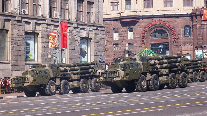 Файл:2008 Moscow May Parade Rehearsal - BM-30 Smerch.JPG