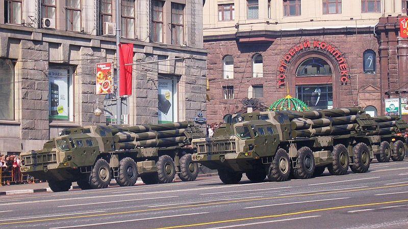 Файл:2008 Moscow May Parade Rehearsal - BM-30 Smerch.JPG