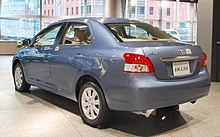 2008 Toyota Belta In An