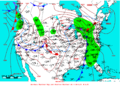2009-04-01 Surface Weather Map NOAA.png