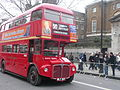 2009 London New Years Day Parade Routemaster RM357.jpg