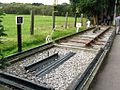 2009 at Crowcombe Heathfield station - track display.jpg