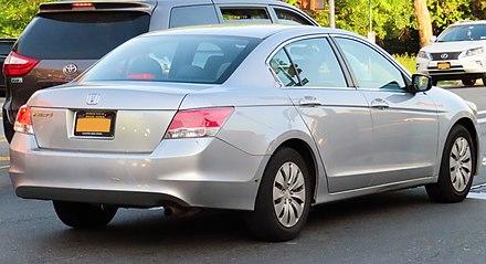 Honda Accord - Wikiwand