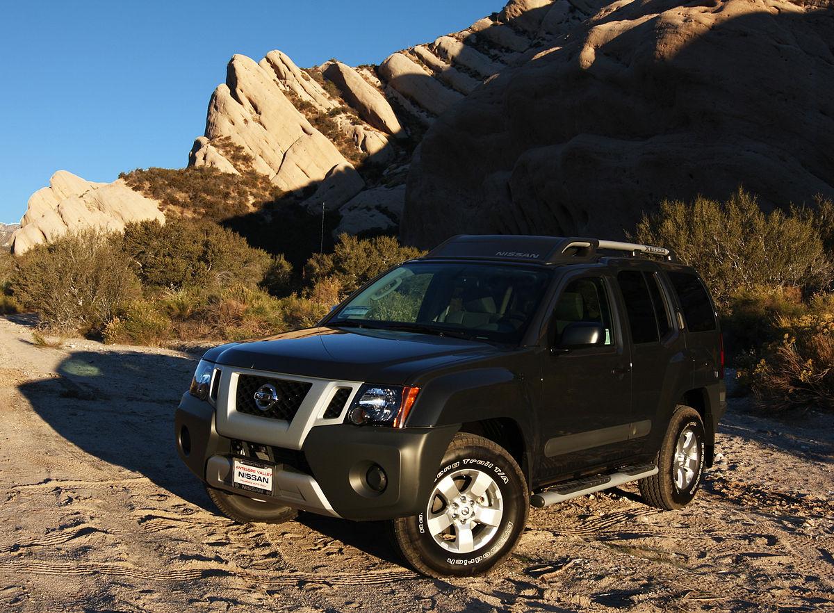Px Nissan Xterra on 2002 Nissan Xterra