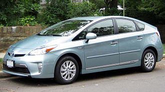 Toyota Prius - Toyota Prius Plug-in Hybrid (first generation)
