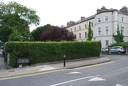 How to get to Malahide with public transit - About the place