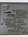 2013 Commemorative plaque of Płock Cathedral - 13.jpg