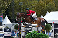 2013 Longines Global Champions - Lausanne - 14-09-2013 - Rachel Sandoz et Caribaldi 1.jpg