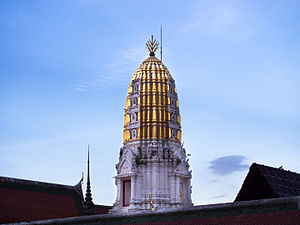 2013 Wat Phra Si Rattana Mahathat Prang