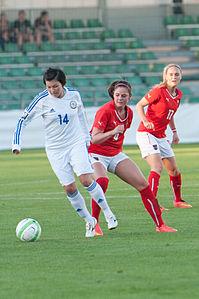 Fotostrecke: Frauenfußball-WM: Sieger der Gruppe 7 steht fest