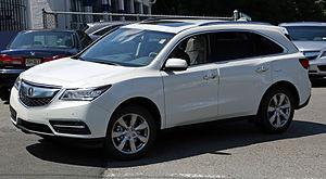 Acura MDX - Автомобили