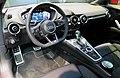 2014 Audi TT Coupé 2.0 TFSI quattro S tronic 169 kW Interieur virtual cockpit.jpg