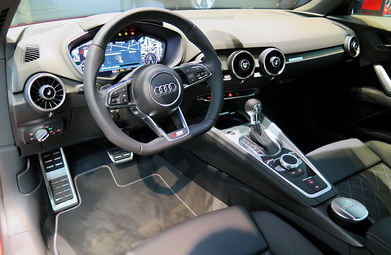 file 2014 audi tt coup 2 0 tfsi quattro s tronic 169 kw interieur virtual. Black Bedroom Furniture Sets. Home Design Ideas