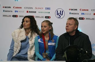Eteri Tutberidze - Tutberidze in 2014