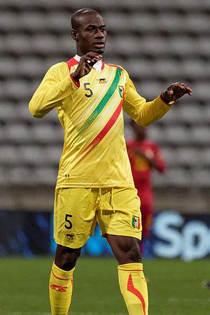 Idrissa Coulibaly - Image: 20150331 Mali vs Ghana 144 (cropped)