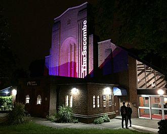 London Borough of Sutton - Secombe Theatre, Sutton