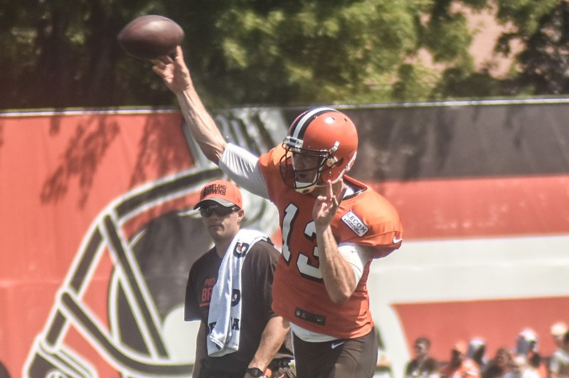 File:2016 Cleveland Browns Training Camp (28614411771).jpg
