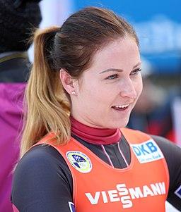 2017-02-05 Elīza Cauce (Teamstaffel) by Sandro Halank