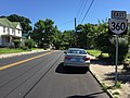 2017-06-26 10 43 43 View east along Virginia State Route 360 (Richmond Boulevard) between Moana Place and Girard Street in Danville, Virginia.jpg