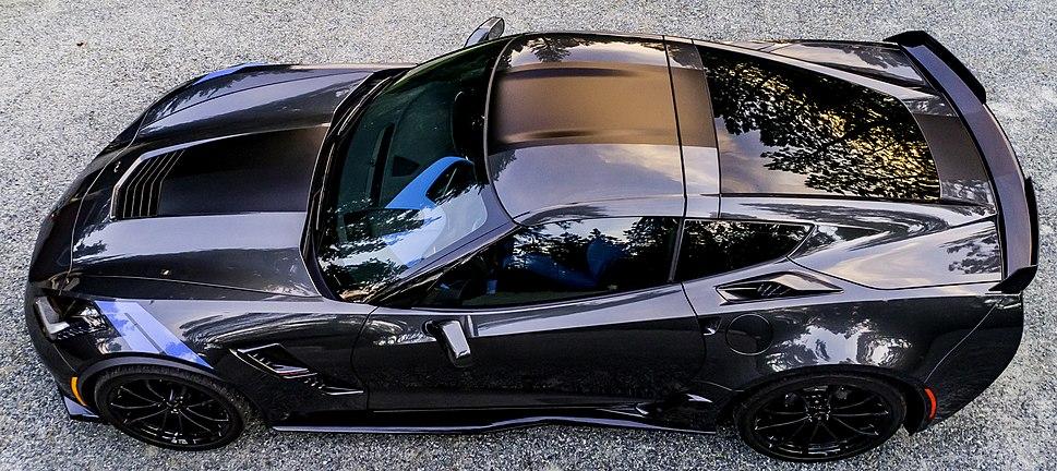 chevrolet corvette c7 howling pixel. Black Bedroom Furniture Sets. Home Design Ideas