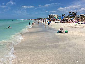 Lido Key - Lido Beach
