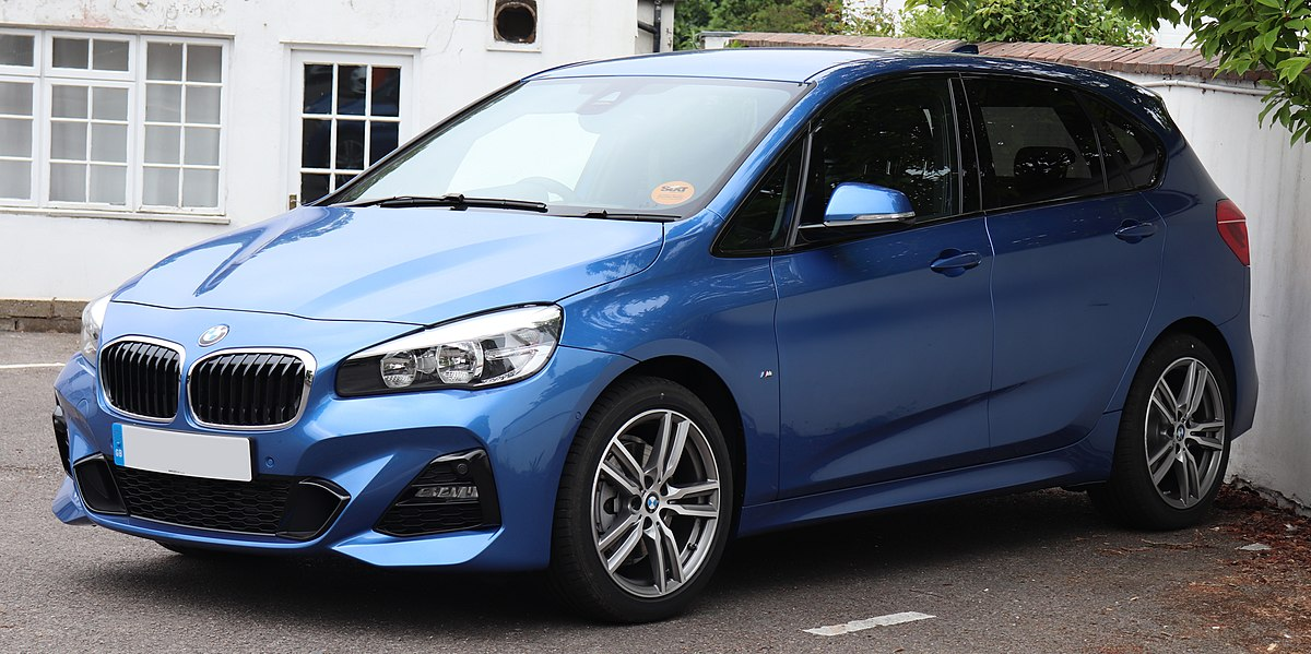 bmw 2 series - wikipedia