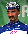 2018 Tour of Britain stage 3 - stage winner Julian Alaphilippe (cropped).JPG