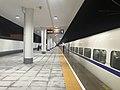 201901 Platform 1 of Shexianbei Station.jpg