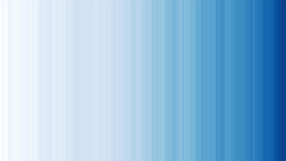 20190708 Stripe graphic of sea level change (1880-2013) Richard Selwyn Jones