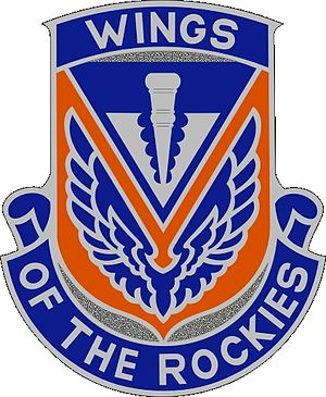 34th Combat Aviation Brigade - Image: 211 Avn Rgt DUI