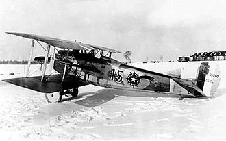 22d Intelligence Squadron - Image: 22d Aero Squadron SPAD S.XIII