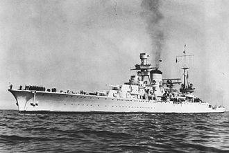 Veinticinco de Mayo-class cruiser - Image: 25 de Mayo