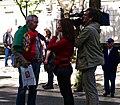 25th April 2014 TV interview (14013889026).jpg