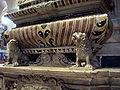 2840 - Catania - Cattedrale - Tomba di Francesco Carafa + 1695 - Foto Giovanni Dall'Orto, 4-July 2008.jpg