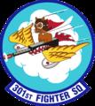 301st Fighter Squadron - AETC - Emblem.png