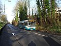 32 bus on the Shalford Road - geograph.org.uk - 1631611.jpg