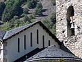 336 Sant Esteve (Andorra la Vella), sostres i campanar.JPG